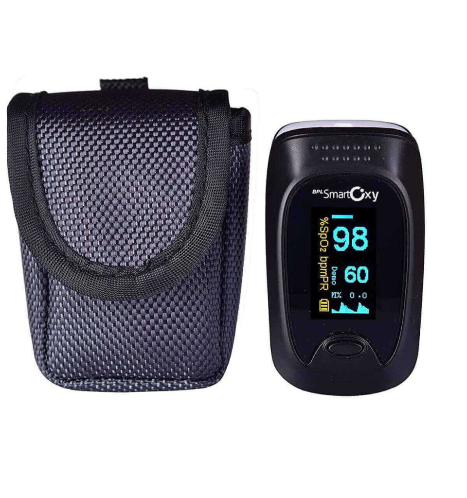10 Best Oximeter Brand in India for home use
